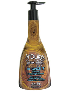 Body Drench NDulge Your Body Bronze It  135 oz