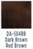 Dream Age Socolor DA504rb Dark Brown Red Brown
