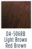 Dream Age Socolor DA506rb Light Brown Red Brown