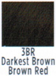 Socolor Color 3BR  Darkest Brown Brown Red  3oz