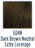 Socolor Color 504  Dark Natural Brown