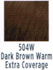 Socolor Color 504W Dark Brown Warm Extra Coverage