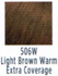 Socolor Color 506W  Light Brown Warm Extra Coverage