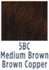 Socolor Color 5BC Medium Brown Brown Copper