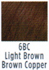 Socolor Color 6BC Light Brown Brown Copper