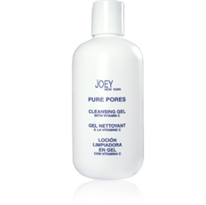 Joey New York Pure Pores Cleansing Gel With Vitamin C 8oz