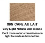 Redken Shades EQ Color 09N Cafe Au Lait  2oz