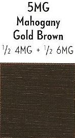 Scruples TrueIntegrity Color 5MG   Mahogany Gold Brown   205oz