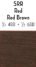 Scruples TrueIntegrity Color  5RR   Red Red Brown  205oz