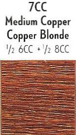 Scruples TrueIntegrity Color 7CC Medium Copper Copper Blonde 205oz