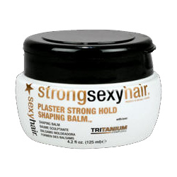 Strong Sexy Hair Plaster Strong Hold Shaping Balm 42oz
