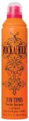 Tigi Rockaholic Fun Times Flexible Hair Spray 12 oz