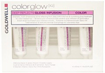 Goldwell Colorglow IQ Deep Reflects Gloss Infusion Color  4 x 03 oz