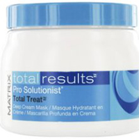 Matrix Total Results Solutionist Total Treat Deep Cream Mask 169 oz