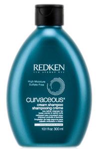 Redken Curvaceous Cream Shampoo