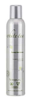 Scruples White Tea Luxury Hair Spray  8 oz