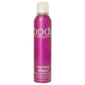 TIGI Bed Head Very Berry Whipped Body Mousse 86oz