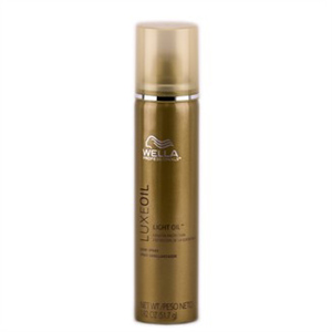 Wella Professionals LuxeOil Light Oil Keratin Protection Shine Spray  182 oz