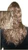 Tiny Braids Clip On Hairpiece Ponytail 707-18-Tiny Braids Clip On Hairpiece Ponytail