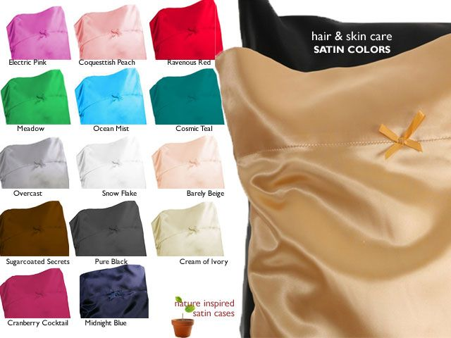 pillow routine cases daily beauty satin part of with free your delivery order each