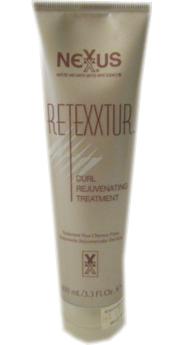 Nexxus Retexxtur Curl Treatment 3.3 oz-Nexxus Retexxtur Curl Treatment