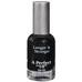 A Perfect 10 Nail Polish Black Out-A Perfect 10 Nail Polish Black Out