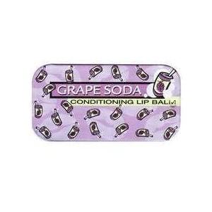 Bon Bons Conditioning Lip Balm Grape Soda 0.2oz-Bon Bons Conditioning Lip Balm Grape Soda