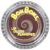 Bon Bons Lip Gloss Dark Brown and Light Brown Swirl 0.17 oz-Bon Bons Lip Gloss Dark Brown and Light Brown Swirl