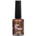 Chrome Love My Nails Barely Bronze 0.5 oz-Chrome Love My Nails Barely Bronze