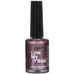 Chrome Love My Nails Iced Berry 0.5 oz-Chrome Love My Nails Iced Berry