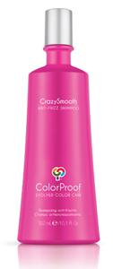 ColorProof CrazySmooth Anti-Frizz Shampoo-ColorProof CrazySmooth Anti-Frizz Shampoo