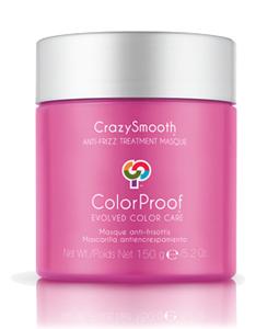 ColorProof CrazySmooth Anti-Frizz Treatment Masque 5.2 oz-ColorProof CrazySmooth Anti-Frizz Treatment Masque