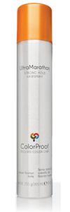 ColorProof UltraMarathon Strong Hold Hairspray 9 oz-ColorProof UltraMarathon Strong Hold Hairspray