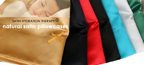 Neero Amp Ana Organic Satin Pillowcases Pillow Cases