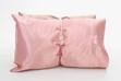 Neero & Ana Pillowcase Pearl Collection Pink Standard Pair-Neero and Ana Pearl Collection - Pink