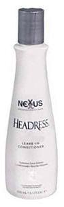 Nexxus Headress Volumizing Leave-In Conditioner 13.5 oz-Nexxus Headress Volumizing Leave-In Conditioner