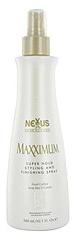 Nexxus Maxximum Styling & Finishing Spray 5 oz-Nexxus Maxximum Styling & Finishing Spray