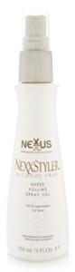 Nexxus Nexxstyler Sheer Volume Spray Gel-Nexxus Nexxstyler Sheer Volume Spray Gel