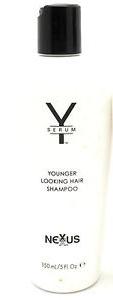 Nexxus Serum Younger Looking Hair Shampoo 5 oz-Nexxus Serum Younger Looking Hair Shampoo