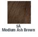 Matrix Socolor 5A - Medium Brown Ash - 3 oz-Matrix Socolor 5A - Medium Brown Ash